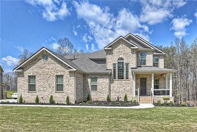 Mooresville Single Family Home For Sale: 122 Campanile Drive