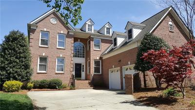 Single Family Home For Sale: 6133 Legacy Circle