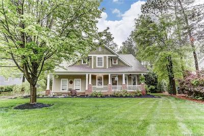 Lake Wylie Single Family Home For Sale: 2332 Branch Hill Lane