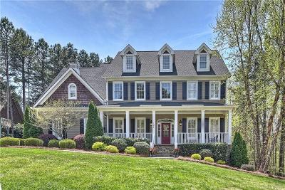 Mooresville Single Family Home Under Contract-Show: 124 Grove Creek Lane