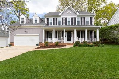 Huntersville Single Family Home For Sale: 8926 Glade Court
