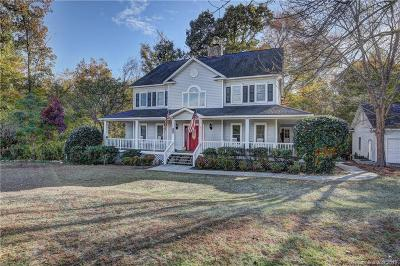 Waxhaw Single Family Home For Sale: 3319 Northwinds Drive