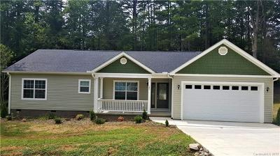 Etowah Single Family Home For Sale: 180 W Sunset Ridge Drive