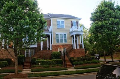 Fort Mill Condo/Townhouse For Sale: 927 Lyndley Drive