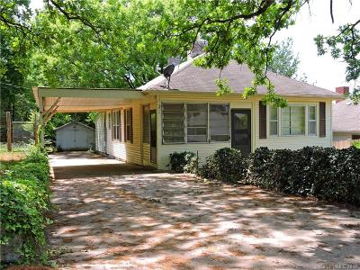 Stanly County Single Family Home Under Contract-Show: 121 Falls Road