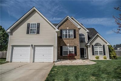Lincoln County Single Family Home For Sale: 1735 Newland Road