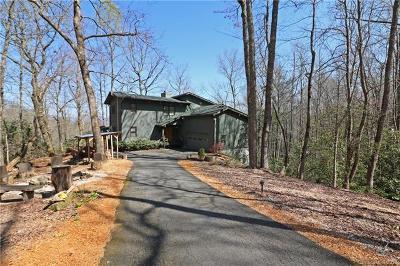 Pisgah Forest Single Family Home For Sale: 118 Little Bear Lane #73&7