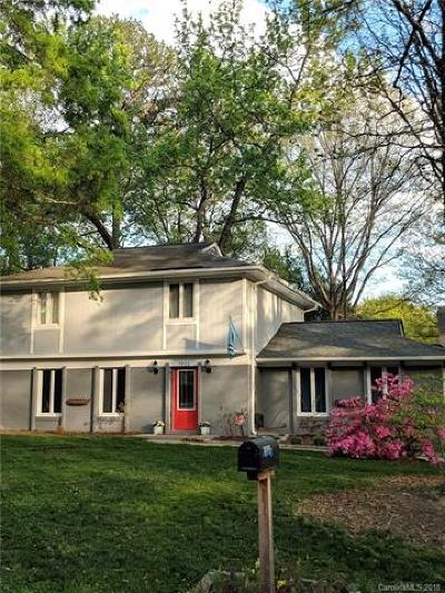 Single Family Home For Sale: 5932 McNair Road