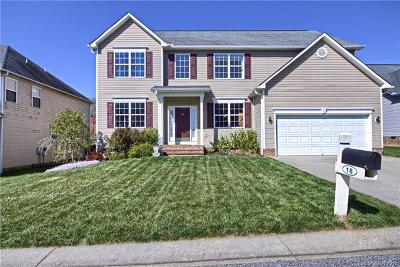 Arden Single Family Home For Sale: 18 Secrest Drive