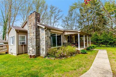 Pisgah Forest Single Family Home For Sale: 3120 Hendersonville Highway