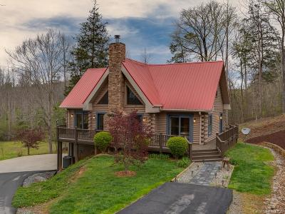 Rutherfordton Single Family Home For Sale: 484 Creekside Circle