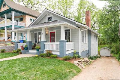 Asheville Single Family Home For Sale: 232 Montford Avenue