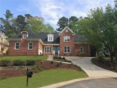 Davidson Single Family Home For Sale: 18614 River Crossing Boulevard