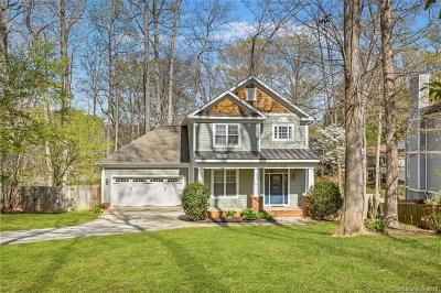 Mooresville Single Family Home Under Contract-Show: 140 Lakeland Road
