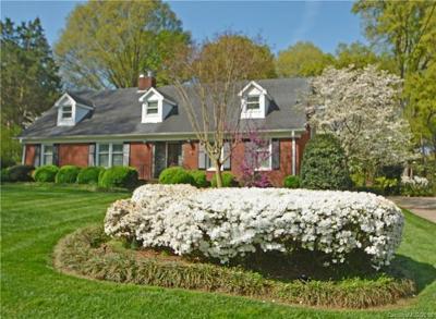 Single Family Home For Sale: 6418 Sardis Road