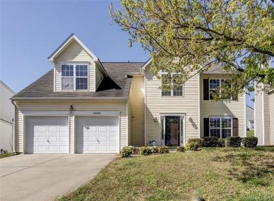 Single Family Home For Sale: 5604 Davis Ridge Drive