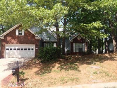 Waxhaw Single Family Home For Sale: 8110 Poplar Grove Circle