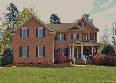 Waxhaw Single Family Home Under Contract-Show: 5413 Silver Creek Drive