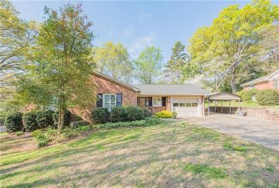 Concord Single Family Home Under Contract-Show: 689 Grandview Drive NE