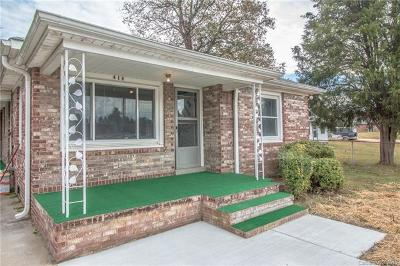 Kannapolis Single Family Home For Sale: 414 Little Texas Road