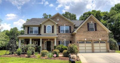 Waxhaw Single Family Home For Sale: 2121 Willowcrest Drive