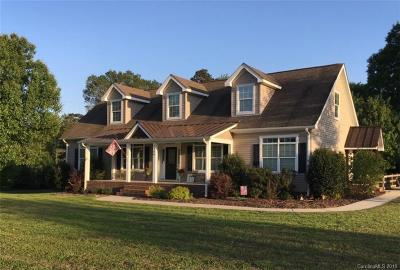 Monroe Single Family Home Under Contract-Show: 1726 Mill Creek Church Road