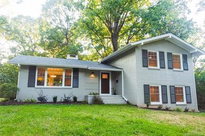 Charlotte Single Family Home For Sale: 3210 Eastburn Road #1