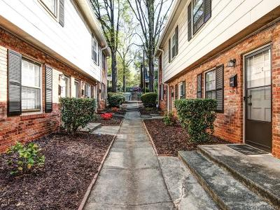 Charlotte NC Condo/Townhouse For Sale: $199,000