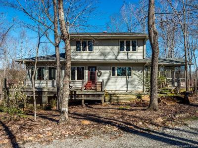 Rutherfordton Single Family Home For Sale: 2831 Polk County Line Road