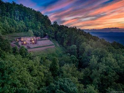 Asheville Single Family Home For Sale: 128 Leisure Mountain Road #12