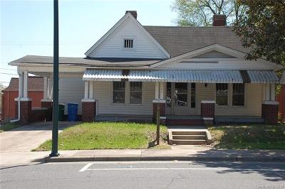 Stanly County Single Family Home For Sale: 124 E North Street