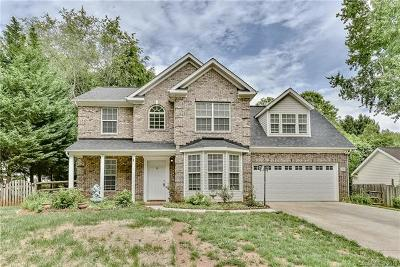 Huntersville Single Family Home For Sale: 9035 Old Barnette Place #13