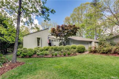 Lake Wylie Single Family Home For Sale: 9 Hollyberry Woods