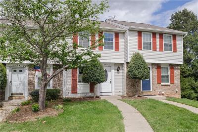 Pineville Condo/Townhouse Under Contract-Show: 192 Water Oak Drive #167