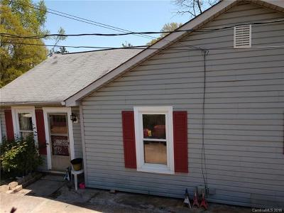 Kannapolis Single Family Home For Sale: 1012 California Street #58
