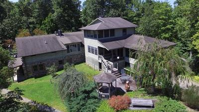 Cedar Mountain, Dunns Rock Single Family Home For Sale: 198 Glass Feather Drive