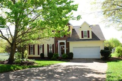 Single Family Home For Sale: 4001 Mozart Court