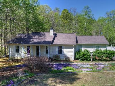 Mooresville Single Family Home For Sale: 111 Brooktree Drive