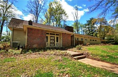 Single Family Home For Sale: 1010 Wesley Street