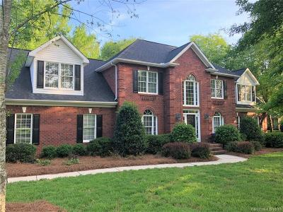 Weddington Single Family Home Under Contract-Show: 3821 Mourning Dove Drive