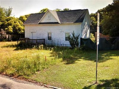 Marshville Single Family Home For Sale: 710 Elm Street