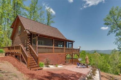Bat Cave, Black Mountain, Chimney Rock, Lake Lure, Mill Spring, Rutherfordton, Union Mills, Bostic, Columbus, Tryon, Saluda Single Family Home For Sale: 547 Summit Parkway