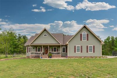 Rutherfordton Single Family Home Under Contract-Show: 185 Brians Way