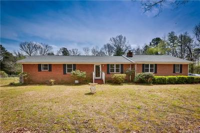 Catawba Single Family Home For Sale: 2365 Woodberry Lane