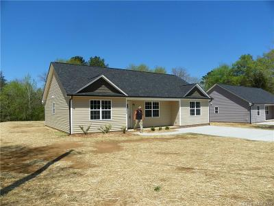 Kannapolis Single Family Home For Sale: 4839 Lake Fisher Road
