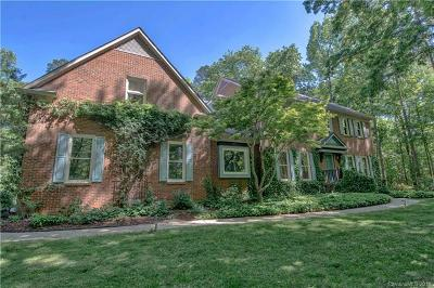 Charlotte Single Family Home For Sale: 2631 Cross Country Road