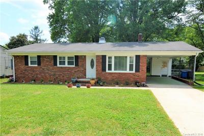 Statesville Single Family Home For Sale: 633 Bost Street