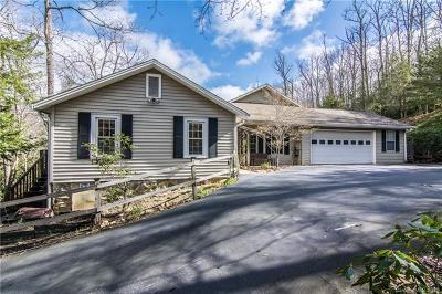 Black Mountain Single Family Home For Sale: 32 Tucker Road
