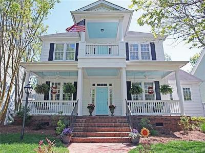 Fort Mill Single Family Home Under Contract-Show: 1932 Clark Elliott Street
