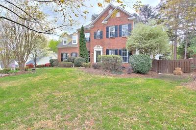 Mooresville Single Family Home For Sale: 102 Meadow Pond Lane